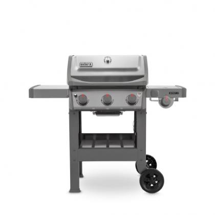Plynový grill Weber Spirit II S-320 GBS Stainless steel, nerezový